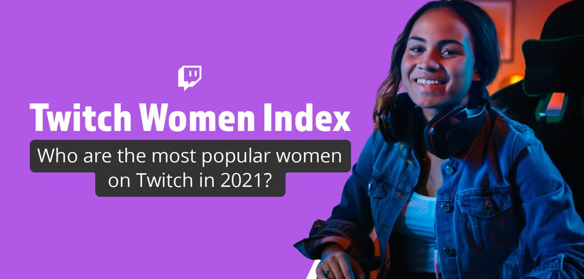 Sweet Anita, Nihachu and Loeya featured in top 20 list of most popular women streamers on Twitch