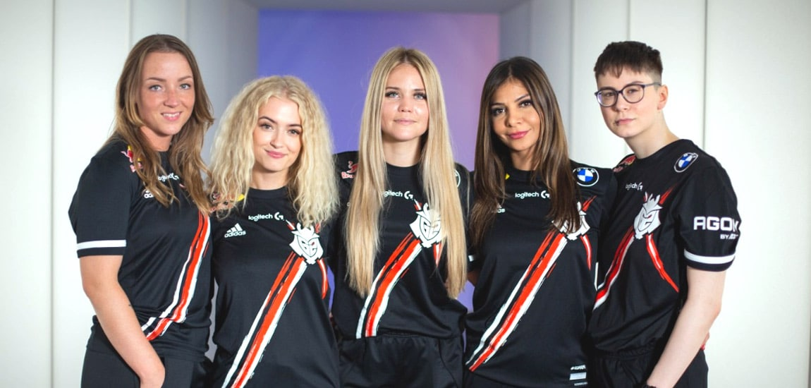 G2 make one of the first female player buyouts in esports after signing former Rix.GG Valorant player aNNja